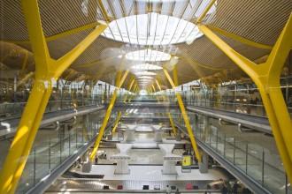 Madrid international airport's 2016 Awards