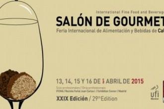 Salón de Gourmets (13-16 April)