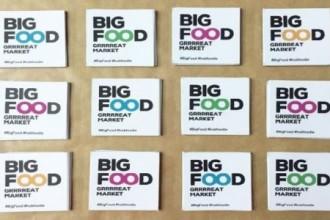 BIG FOOD, gastronomy and design at Matadero Madrid
