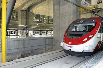 New direct train between Atocha station and the airport