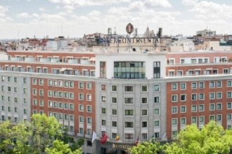 InterContinental Madrid, Spain's Leading Business Hotel 2015