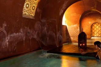 Chess Tournament in Hamman Al Andalus baths