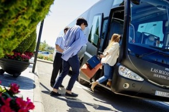 "Las Rozas Village ""Shopping Express®"" premium transport service"