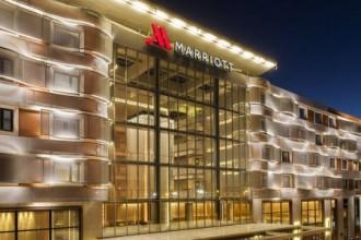 Madrid Marriott Auditorium, the chain's largest hotel in Europe