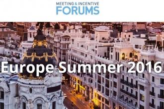 Madrid hosts M&I Forum Europe Summer 2016