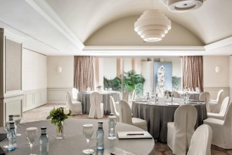 Hotel InterContinental renovates its conference rooms
