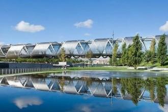 Harvard Awards Prize to Madrid Río Park for exemplary design
