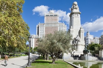 The Region of Madrid leads the rankings for average spend per international tourist