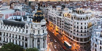 Madrid leads March rankings for foreign tourists arriving in Spain