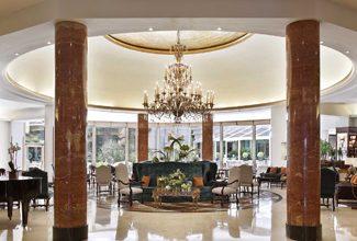 "InterContinental Madrid: ""Best Spanish MICE Hotel"""
