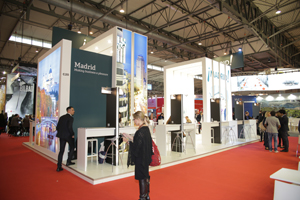 Madrid Convention Bureau: where to find us