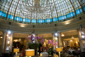Westin Palace Madrid adds its weight to the year of Sustainable Tourism for Development