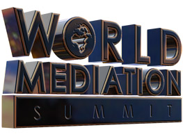The 4th Annual World Mediation Summit-Madrid 2017, 13 to 16 June