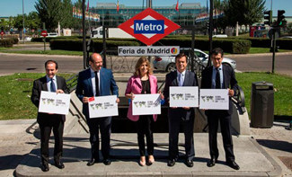 Ifema Feria de Madrid gets its own metro station