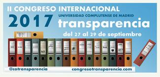 II International Congress on Transparency, 27 September