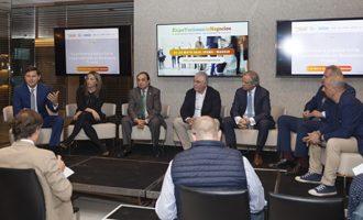 Presentation of ExpoTurismo de Negocios in Madrid