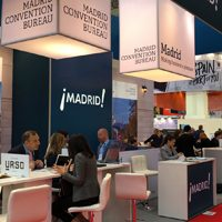 Madrid demonstrates its MICE tourism leadership in Germany