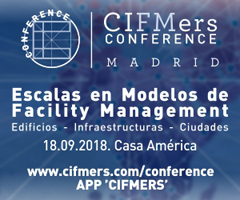 Turn to Facility Management: CIFMers Madrid, September 18