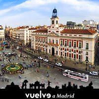 Vuelve a Madrid, the best plans