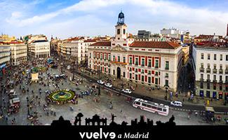 Vuelve a Madrid plans