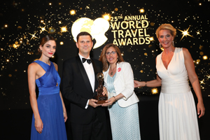 Madrid at the World Travel Awards