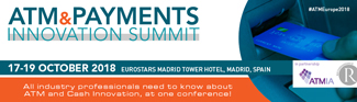 ATMIA Europe's Annual Summit Madrid 2018