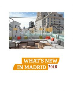 What´s new in Madrid 2018