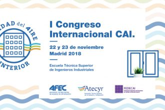 The main experts on indoor air quality participate in the First CAI Congress
