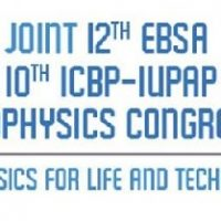 Biophysics for life and technology, in Madrid 20 to 24 July