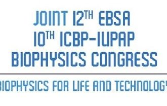 Biophysics EBSA Congress 2019 Madrid