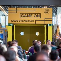 GAME ON Madrid, from 15 to 17 November