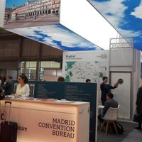 Madrid strengthens its image at the IBTM WORLD fair in Barcelona