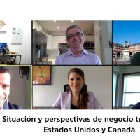 Prospects of US and Canada markets for Madrid