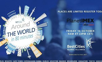 Next 10/16, Join our community at #PlanetIMEX