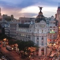Madrid, Europe's leading meetings and conference destination for the third year running