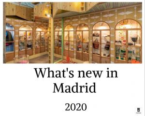 What´s new in Madrid 2020
