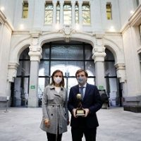 Madrid, world's top meetings destination