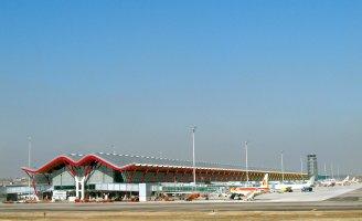 Aeropuerto Adolfo Suárez Madrid-Barajas AENA