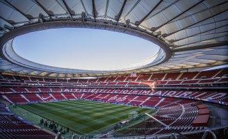 Wanda Metropolitano - CENTERPLATE ISG