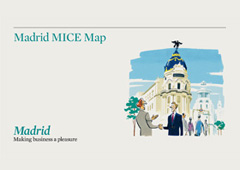 Mapa MICE Madrid