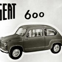 Seat 600 car Rallye