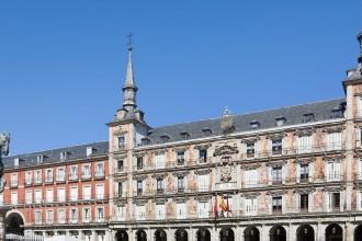 La Plaza Mayor de Madrid sopla sus 400 velas
