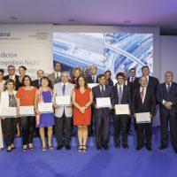 Madrid homenajea a los prescriptores de su turismo congresual en la Recognition Night