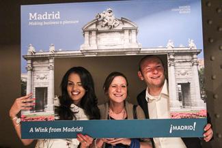 Madrid Convention Bureau ultima su segundo roadshow del año, que visitará las ciudades de Bogotá y México DF