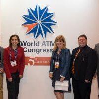 Madrid, clausura del Congreso WATM 2017