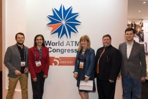 Madrid, clausura del Congreso WATM 2017