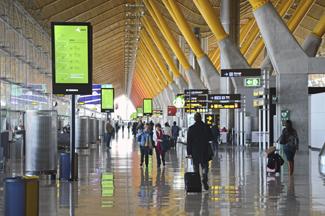 Aeropuerto Madrid-Barajas, nuevamente galardonado