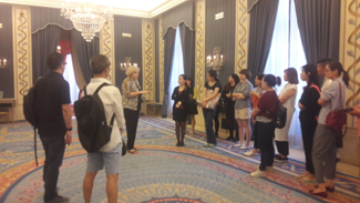 El turismo de reuniones de Madrid apunta hacia China