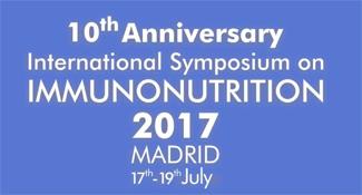 Madrid acoge el 10º Aniversario del Simposio Internacional en Inmunonutrición ISIN