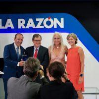 AGA Catering, Premio Gastro&Cía La Razón 2017